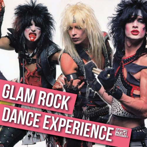 glam rock dance experience