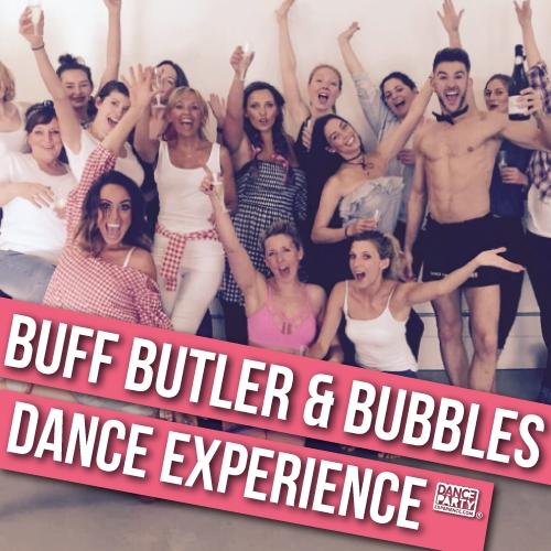 Buff Butler & Bubbles Dance Experience