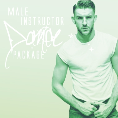 Male Instructor Hen party dance class, Dance Party Experience