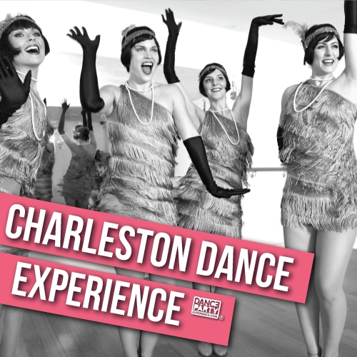 Charleston Hen party dance class, Dance Party Experience