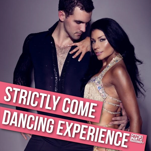 Strictly Come Dancing Hen party dance class - Dance Party Experience