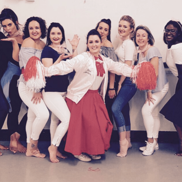 Grease Hen Party