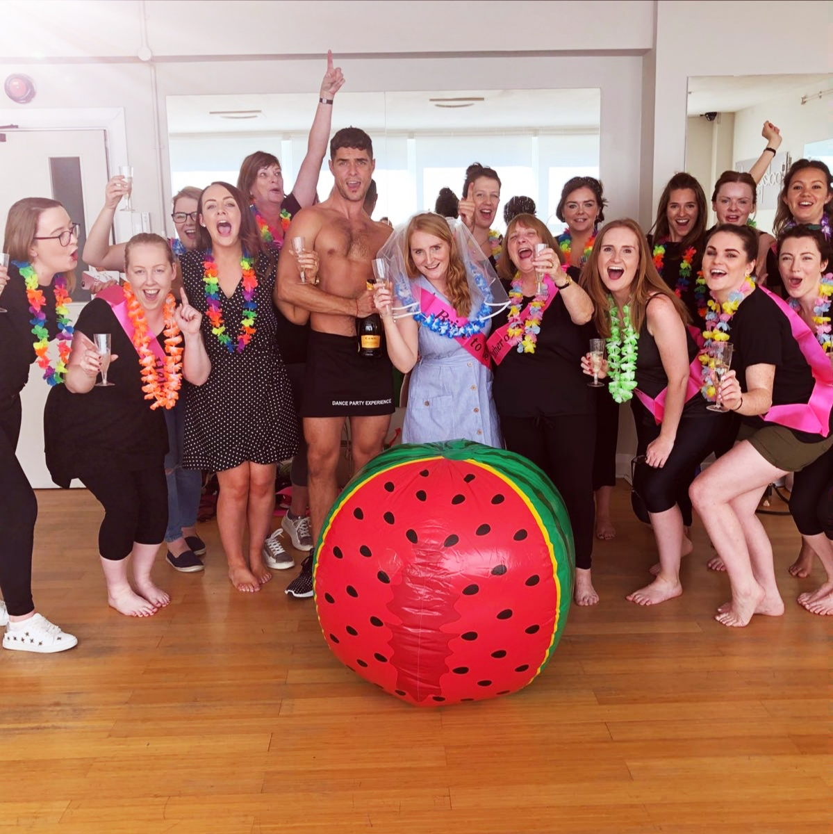 Dirty Dancing Hen Party Dance Class, Dance Party Experience