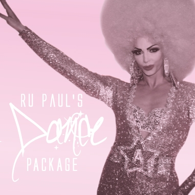 Ru Paul's Drag Race Dance Package, Dance Party Experience