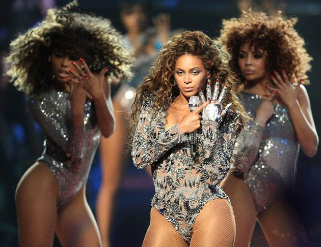 Beyonce Single Ladies Hen party
