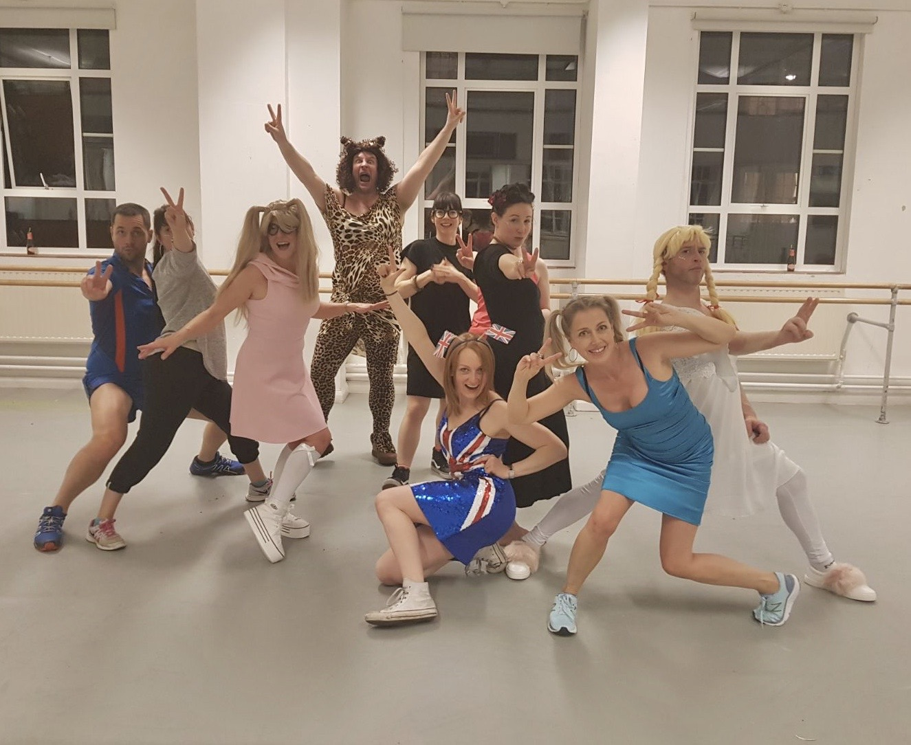 40th Birthday Spice Girls Dance Party Experience