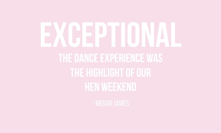 Exceptional Dance Experience