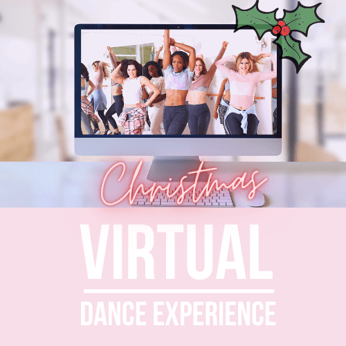Virtual Christmas Party - Dance Party Experience